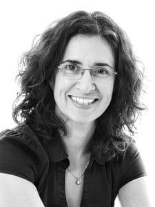L'auteur, Cécile Agusti